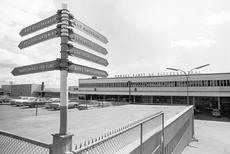 Norges Kjøtt- og Fleskesentral flytter til nytt anlegg på Løren i 1961