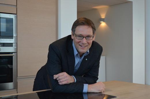 Konsernsjef i Nortura, Arne Kristian Kolberg