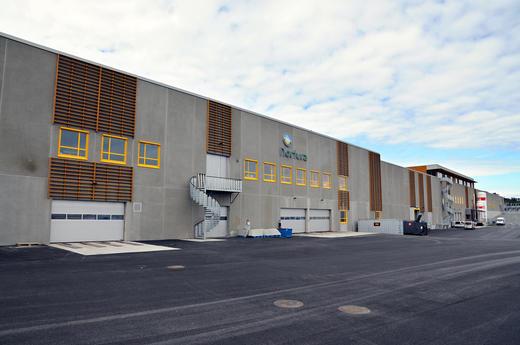 Nortura Malvik er Norges største og mest moderne slakte- og skjærefabrikk med 200 medarbeidere og ble satt i drift juli 2010.