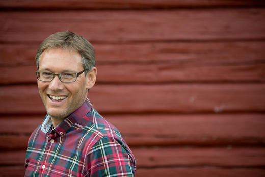 Konsernsjef i Nortura Arne Kristian Kolberg