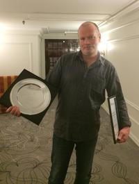 Ole Jakob Evenrud fra Rompa purkering kåra til beste satellitt.