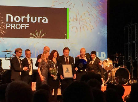 Nortura Proff er kåret til Årets leverandør til storhusholdninger 2014 og gjentar dermed suksessen fra i fjor.