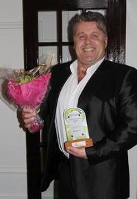 Erling Gresseth prisvinner i kategorien Biff Maxx.