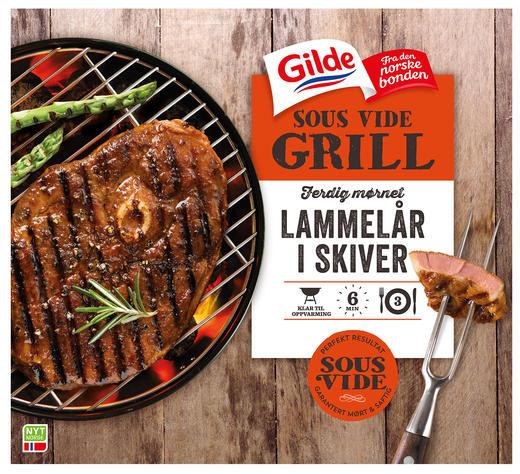 Ny grill-delikatesse fra den norske bonden