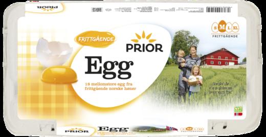 Prior – sunt, lett og velsmakende fra norske bondegårder