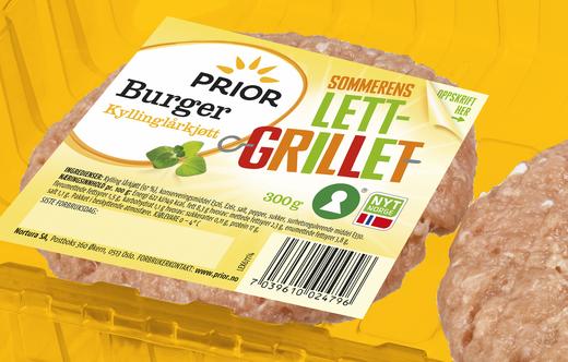 Prior Kyllingburger