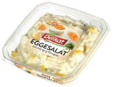 Et eksempel på et utviklingsprosjekt i samarbeid med Mills, er den nye påleggssalaten Delikat Eggesalat