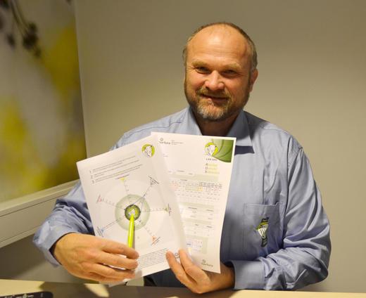 Fagsjef småfe Finn Avdem håpar mange vil bruke ROS-analysen 2015 til å leggje ein plan for korleis slaktekvaliteten på lam kan bli enda betre i 2016.