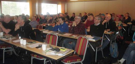 Felles medlemsmøter på Finnmarkssamlingen i Karasjok