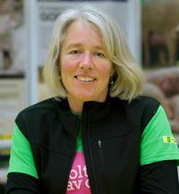 Karin Røhne fra Stange, er ansatt som ny regionsjef i Råvare og Medlem Øst