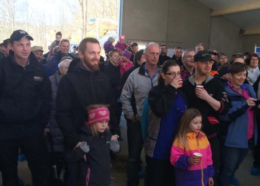 Nytt ammekufjøs åpnet i Lindesnes