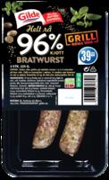 Gilde Helt rå Bratwurst
