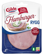 Gilde hamburgerrygg