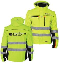 Softshelljakke med Nortura - bondens selskap