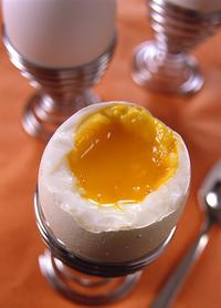 Egg i eggeglass