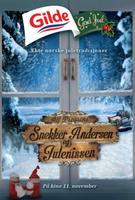 Årets store julfilm blir Snekker Andersen og julenissen