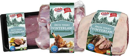 Ny produktserie: Gilde Vinterlam