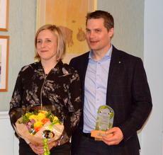 Per Magnus og Lise L. Værdal