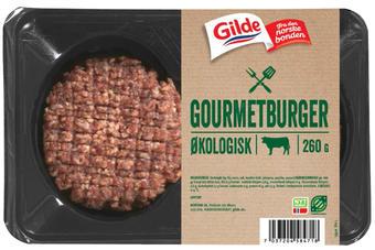 Gilde økologisk gourmetburger