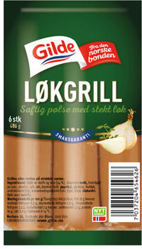 Gilde Løkgrill