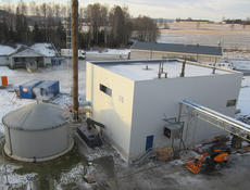 Bioenergisentralen