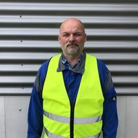 Øystein Sund, teknisk sjef ved Nortura Malvik