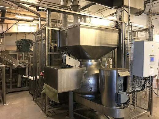Bladvaskemaskinen i Malvik