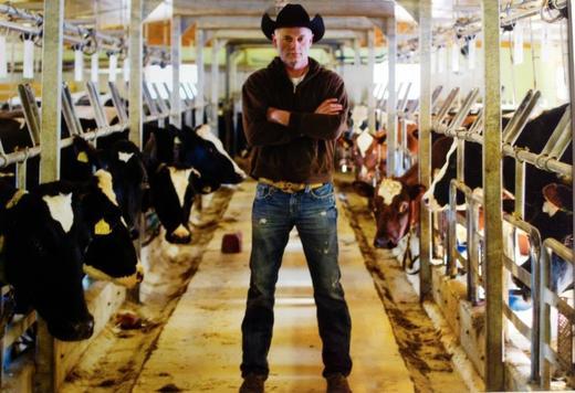 Cowboy Arvid Mæland er reiseleder