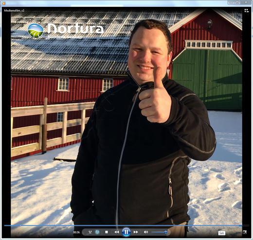 Tor Jacob Solberg er melkebonde i Skiptvedt i Østfold, og er en av bøndene som via vår facebookfilm oppfordrer medlemmene til å komme på kretsmøtet.