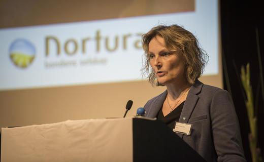 Styreleder Trine Hasvang Vaag. Foto: Håvard Simonsen