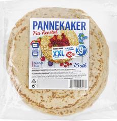 Pannekaker fra Revetal