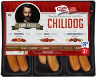 Gilde Chilidog hos Rema