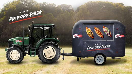 Food-traktoren