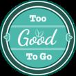"""Logo """"Too good to go"""""""