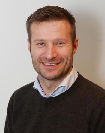Ole Nikolai Skulberg, direktør for Totalmarked kjøtt og egg