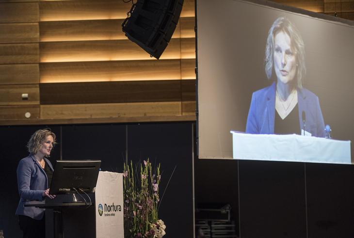 Styreleder Trine Vaag