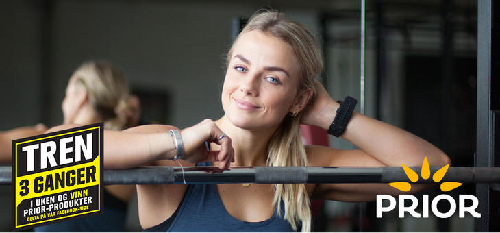 Treningsblogger Pia Seeberg