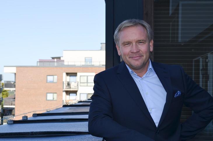 Salgsdirektør i Nortura Harald Bjerknes