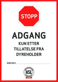 Stopp-plakat