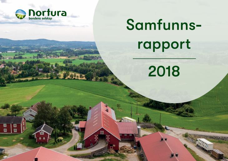 nortura samfunnsrapport 2018