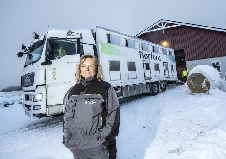 Styreleder i Nortura, Trine Hasvang Vaag
