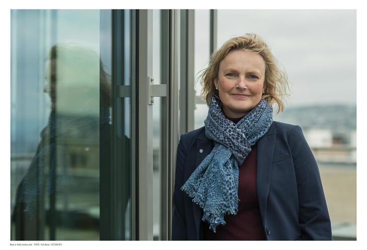 Trine Hasvang Vaag, Styreleder i Nortura