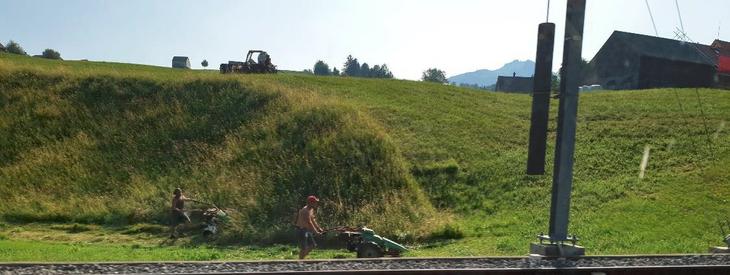 Nortura sin fagtur til Østerrike – Sveits – Italia