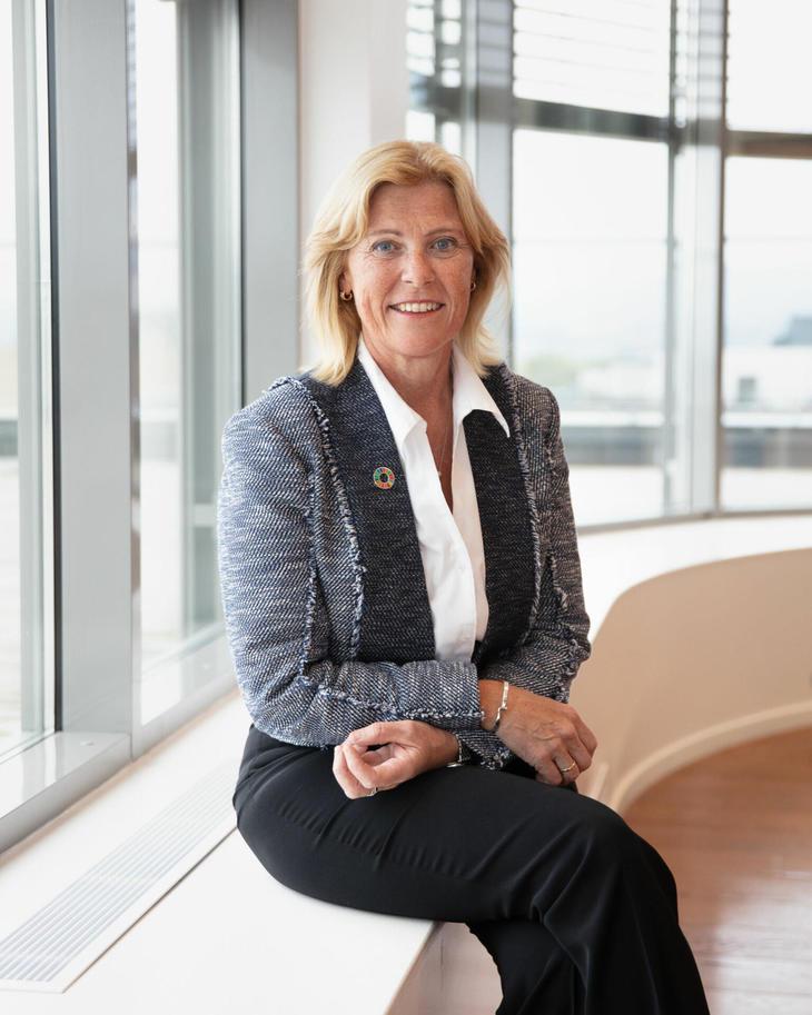 Anne Marit Panengstuen, konsernsjef Nortura