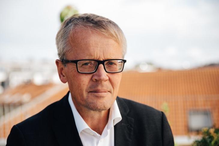 Administrerende direktør i Norsk Landbrukssamvirke, Ola Hedstein