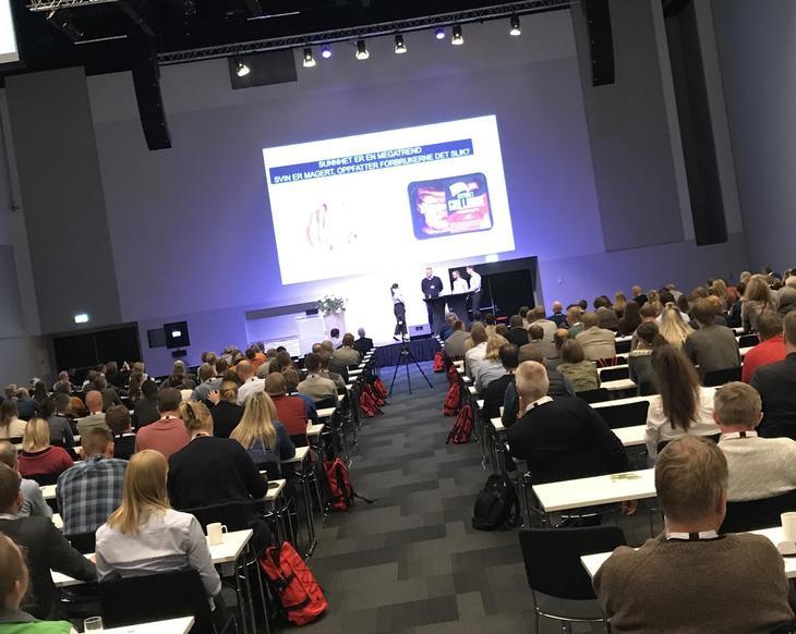 Markedet i dagligvarehandelen med Coop, Rema og Norgesgruppen