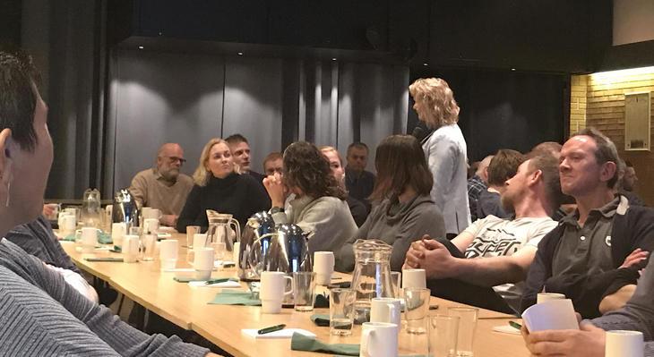 Kretsmøte i Klepp, Hå, Time 2019