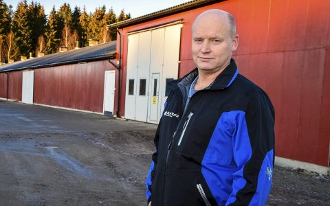Ole Johs. Egeland, leder i RU-Øst