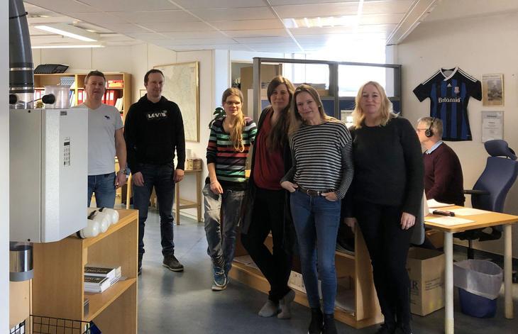 Medlemssenter på Nortura Rudshøgda