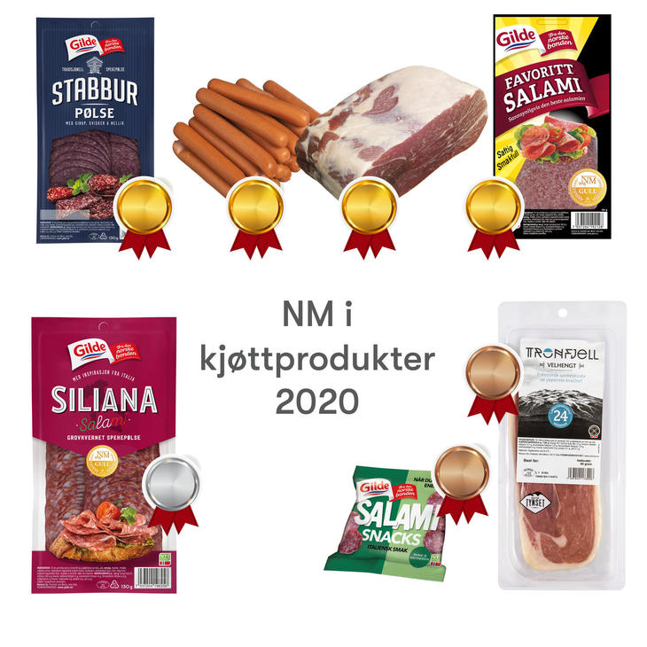 Produkter NM